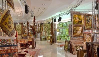 نمایشگاه فرش دستباف و تابلو فرش در خرم آباد گشایش یافت