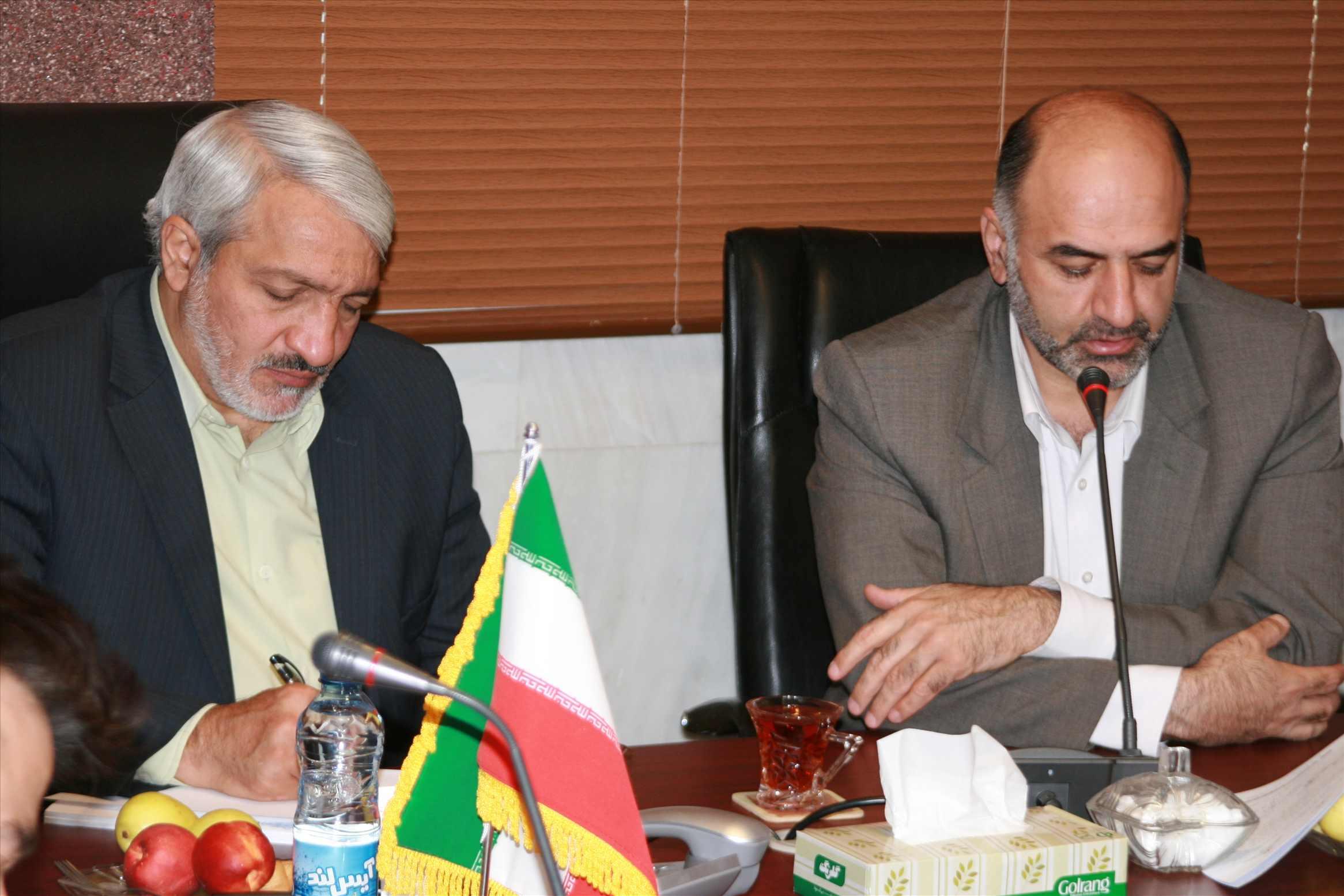 مدیر کل حراست وزارت صنعت ، معدن و تجارت در استان لرستان